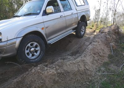 Walmer 4x4 Off Road Adventure
