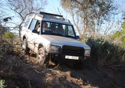 Walmer 4x4 Off Road Adventure